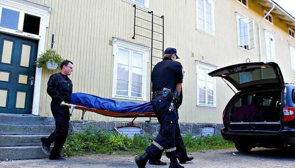 DØMT FOR DRAP: Den somaliske jenta var 15 år da hun drepte moren sin i Telemark i fjor. Foto: TORBJØRN BERG
