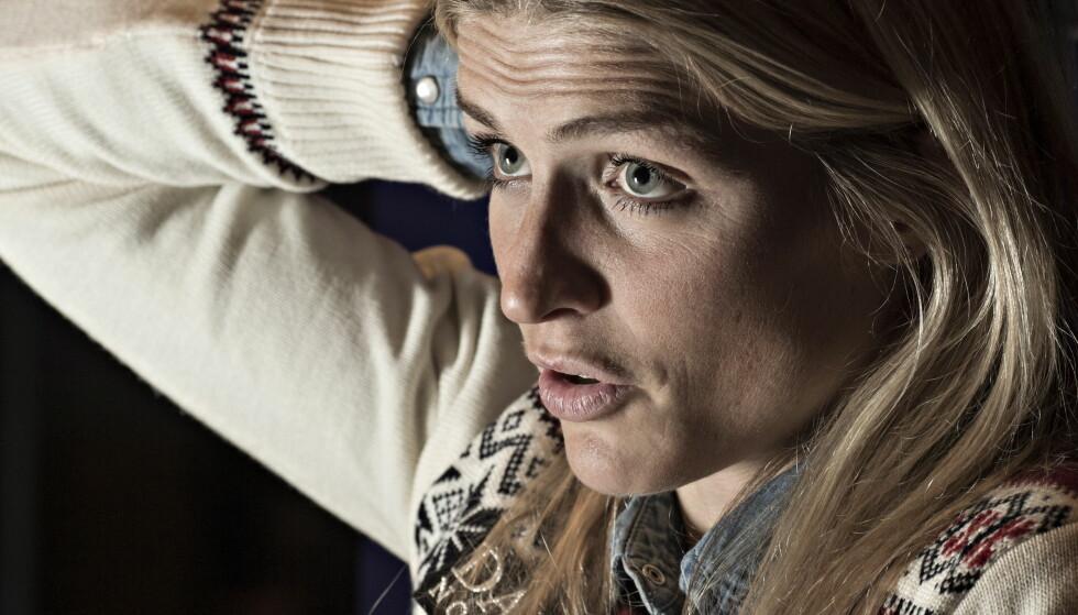 SKREMT: Therese Johaug er sjokkert over dimensjonene og omtalen som saken hennes har fått. Foto: Hans Arne Vedlog / Dagbladet