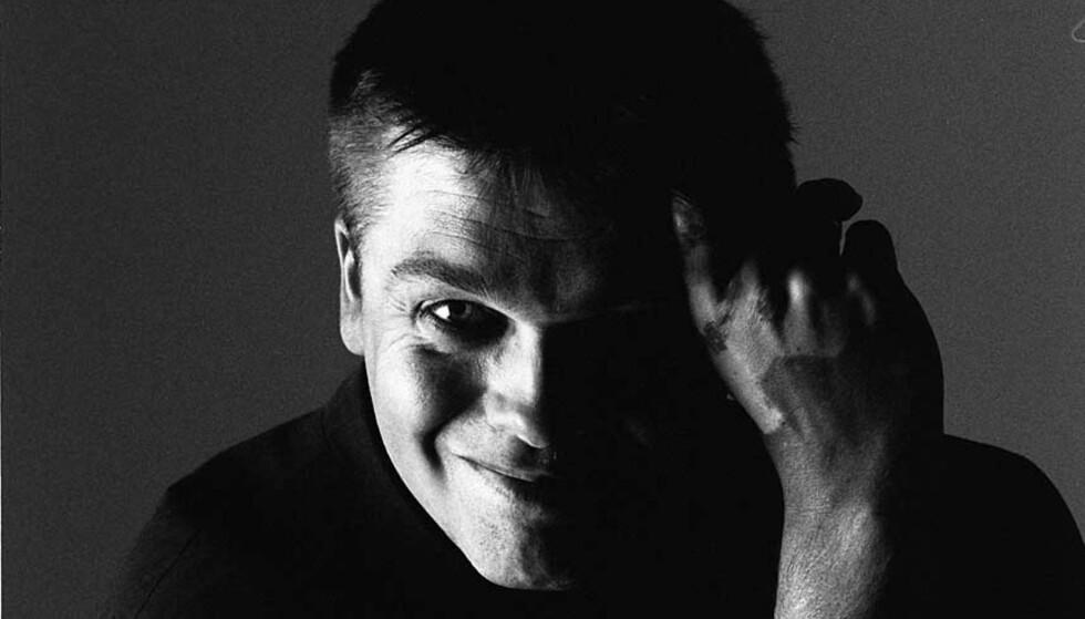 MULTIKUNSTNER: Arne Nøst er billedkunstner, illustratør, scenograf og musiker, og nå blir han teatersjef i Stavanger. Foto: TOM MARTINSEN