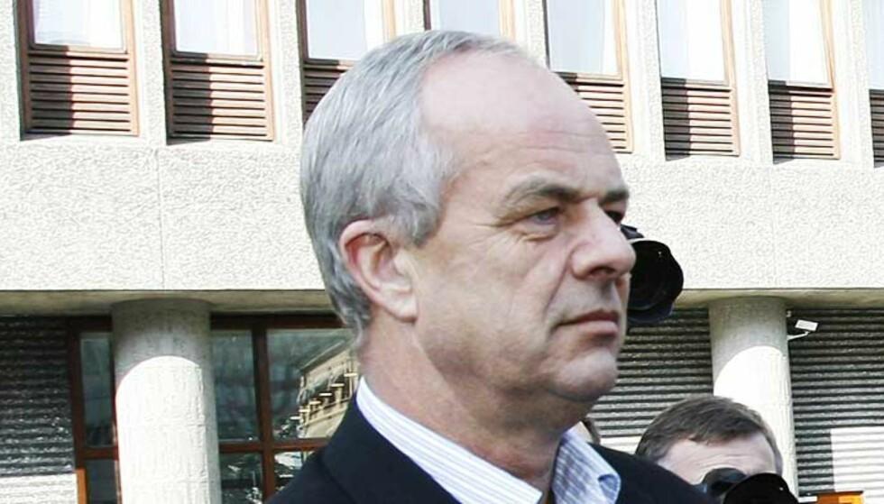 MEN KAN IKKE LOVE BILLIGERE INKASSOER: Statssekretær ved Justisdepartementet, Terje Moland Pedersen. Foto: SCANPIX