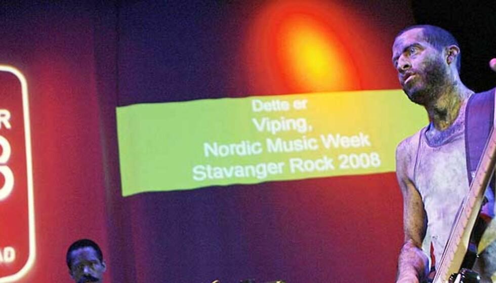 STAVANGER KULTURBY: Det verkar som om kulturtoppane i Stavanger tenker meir på korleis innsatsen deira kan føra til fleire cruise-anløp til Closed Port i vågen enn at kunsten i seg sjølv skal veksa og utvikla seg, skriv kronikkforfattaren om Stavanger som europeisk kulturby i 2008. Foto: ERLING HÆGELAND