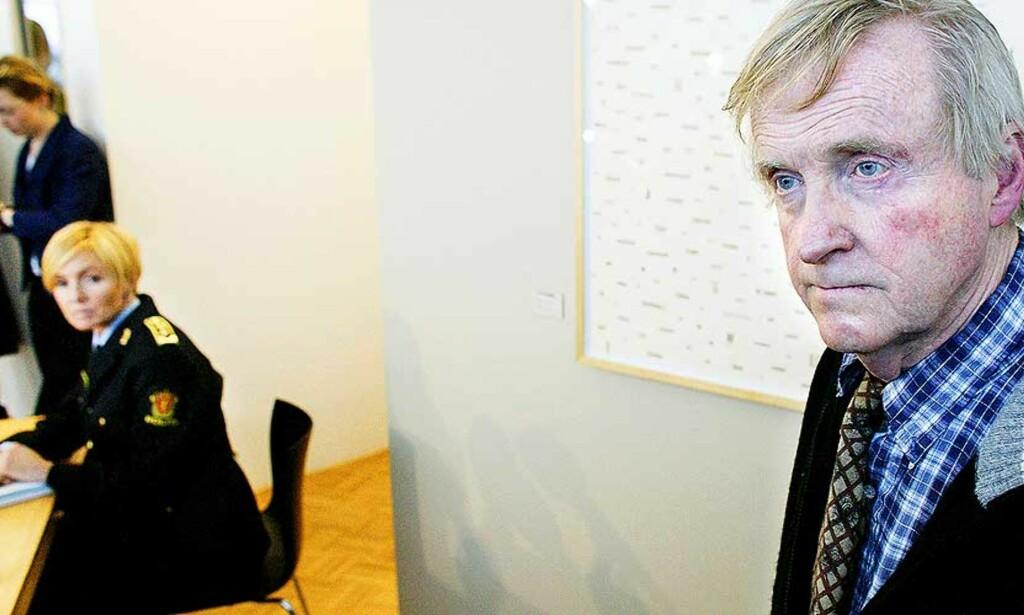 ISFRONT: Stemninga mellom påtaleansvarlig Jorid Kile Berg og siktedes forsvarer, Tor Erling Staff, er ikke på topp i Lommemann-saken. Foto: HENNING LILLEGÅRD/Dagbladet