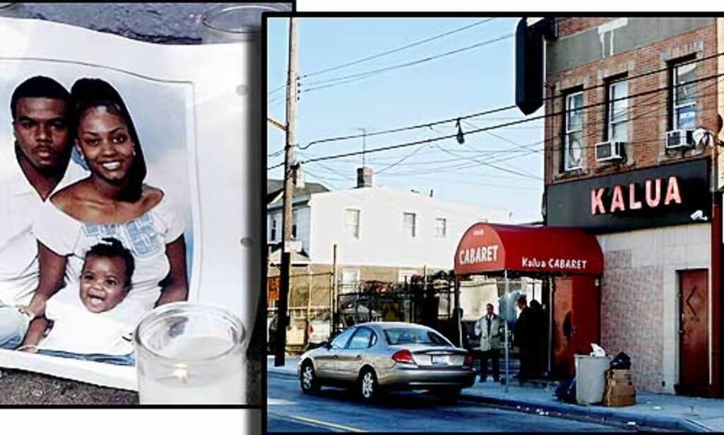 image: Bryllup ble til gravferd - nå skal barndomskjæresten få svar