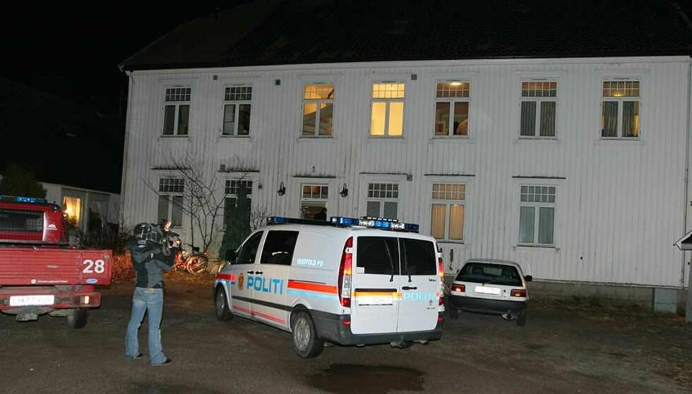 AKSJONERTE: Dette er en av adressene som politiet aksjonerte mot. Foto: Arnt E. Folvik/Dagbladet