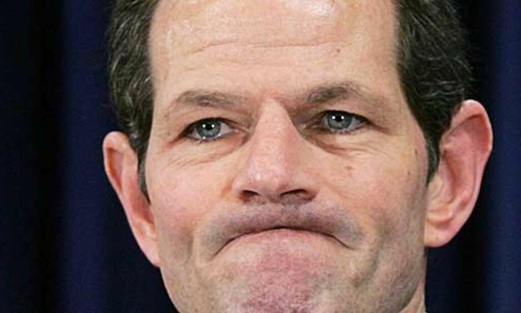 image: - Spitzer går av etter horeavsløring