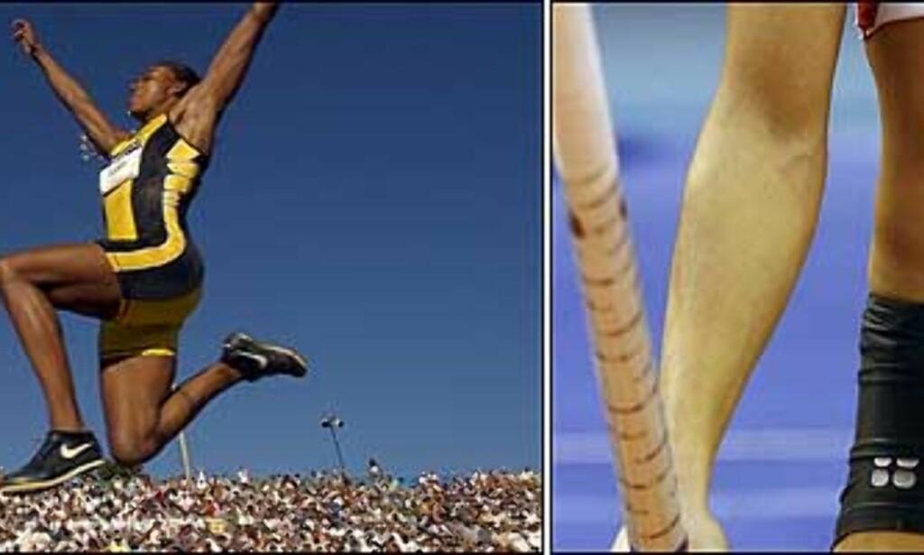 image: Idrettsstjerner tror de slipper unna med doping