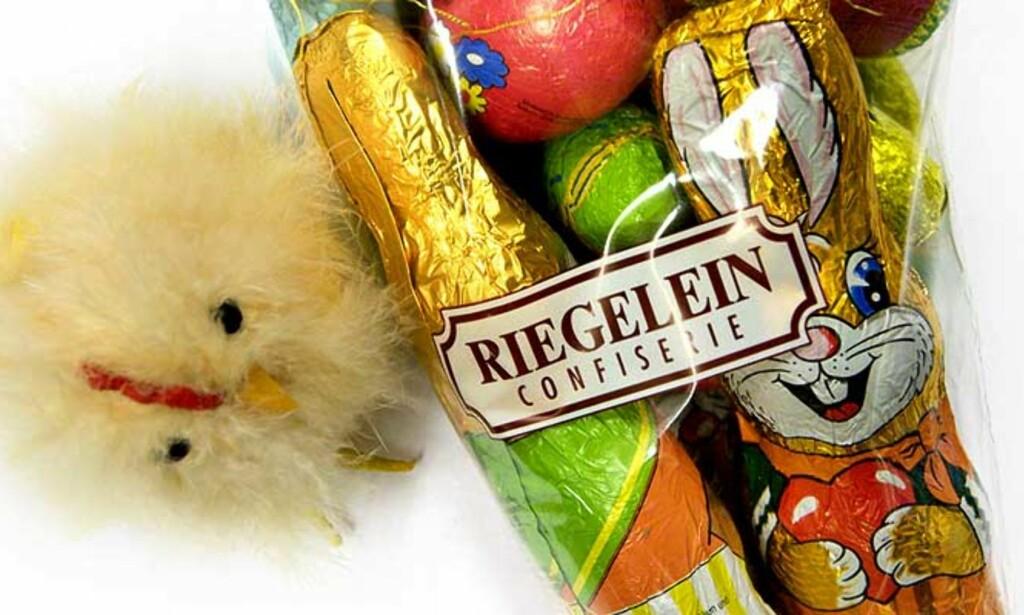 DYRERE: Neste år blir påskesjokoladen dyrere, om Arbeiderpartiets nestleder Helga Pedersen får det som hun vil. Foto: Scanpix