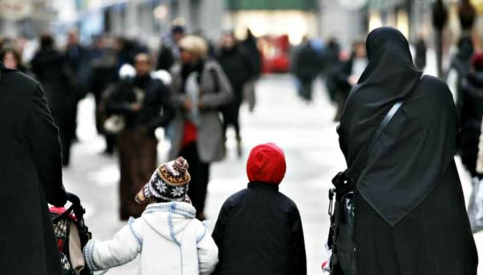 LIBERALISERING:  Det er ikke realistisk med fri innvandring i morgen, men vi kan begynne med å føre en mye mer liberal innvandringspolitikk enn vi gjør i dag, mener Unge Venstre. Nina Hansen/ Dagbladet
