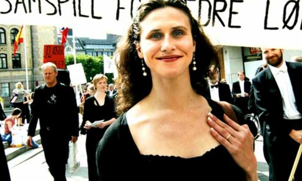 image: Operaen truet av streik