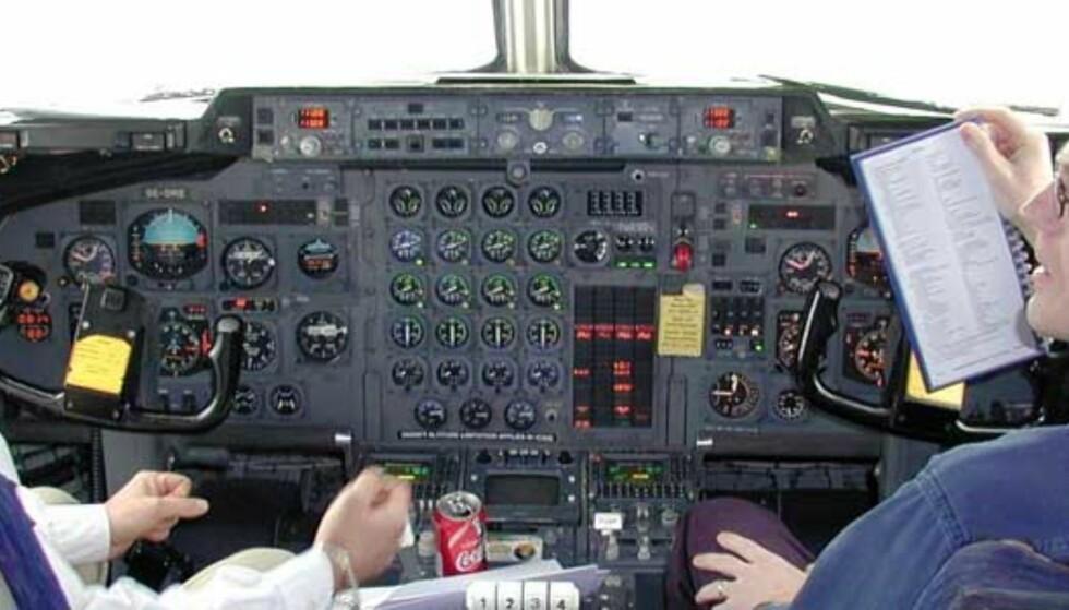 Opplevde flykapteinens verste mareritt