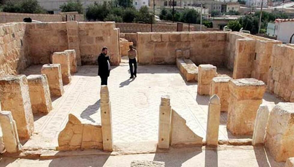 Arkeologer tror de har funnet verdens eldste kirke