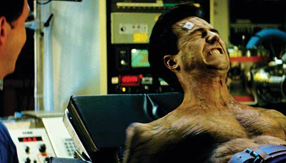 SINT: Edward Norton i rollen som Bruce Banner som forvandles til Hulken når han blir for sint.