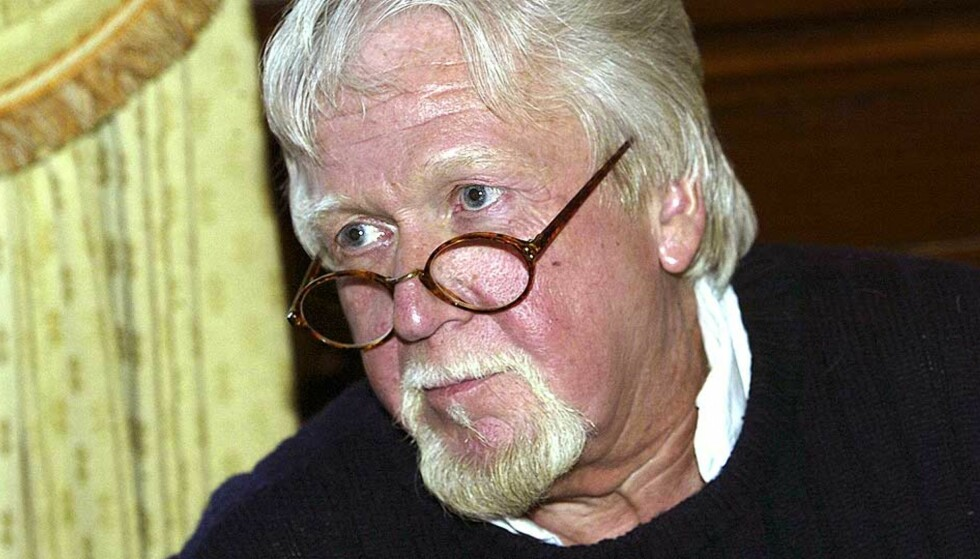 FOLKEKJÆR: Harald Heide-Steen jr. gikk bort natt til torsdag i forrige uke, etter lang tids kamp mot lungekreften. Foto: BJØRN SIGURDSØN / SCANPIX