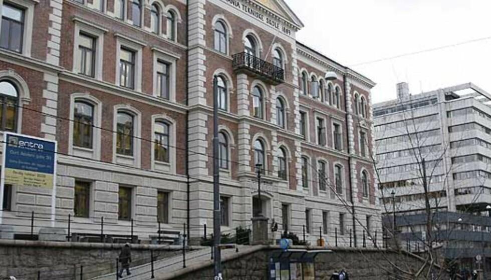 John Bauer-gymnaset i Oslo konkurs