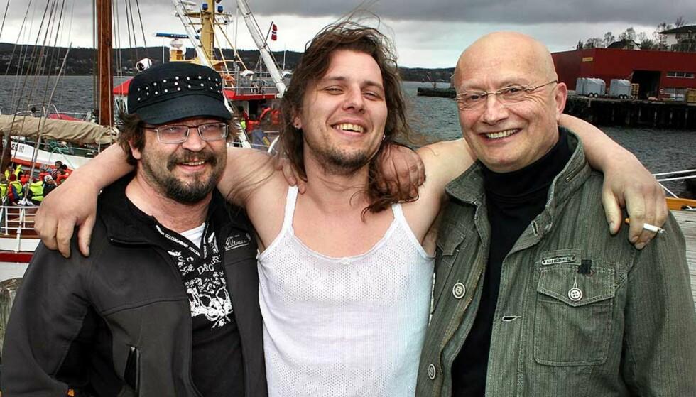 ANMELDTE ANMELDER: Rockebandet ZoCloz fant seg ikke i negativ omtale etter lørdagens konsert, og har anmeldt lokalavisa Troms Folkeblad til både politiet og PFU. Foto: TORGEIR BRAATHEN, NORDLYS