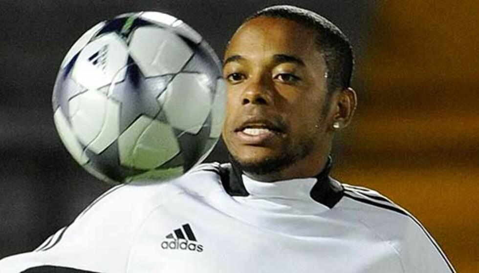 Chelsea la inn bud på Robinho
