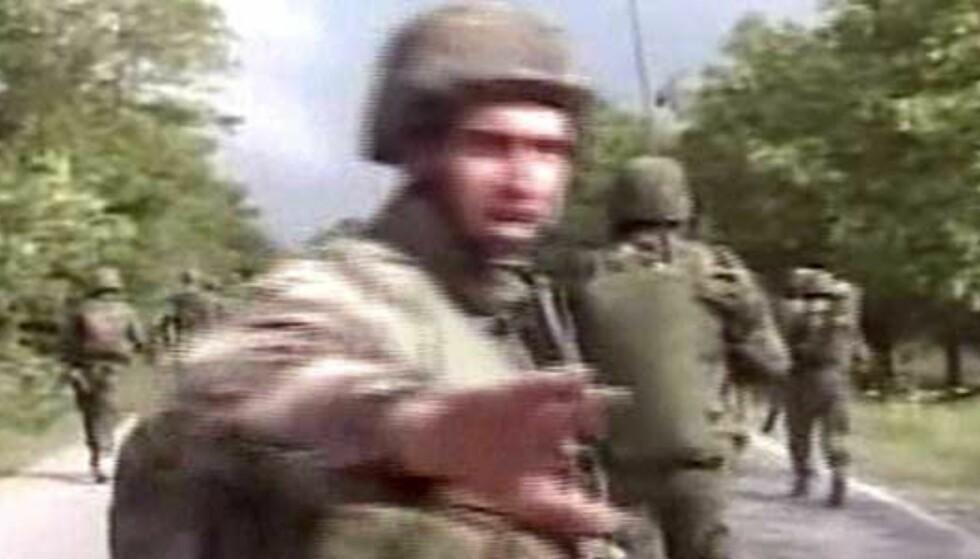 Både Russland og Georgia sender flere soldater