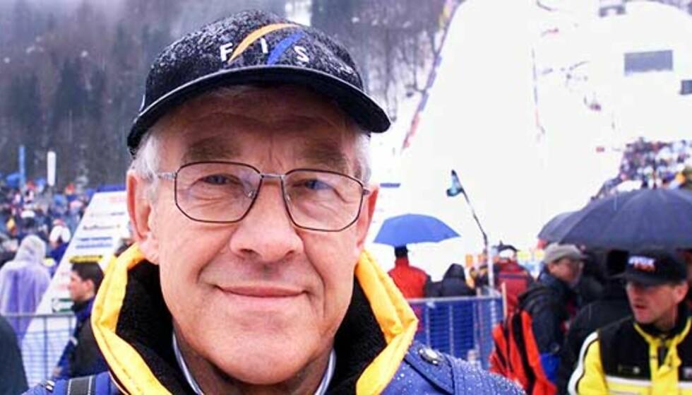 Torbjørn Yggeseth er dødssyk med kreft