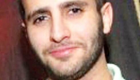 MISTENKT FOR DRAP: Farouk Abdulhak.