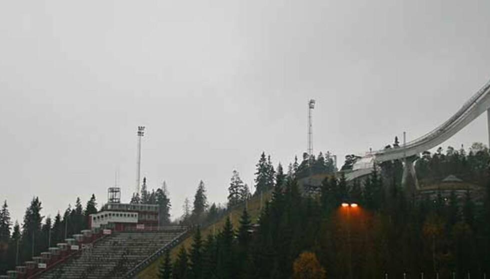 Oslo fikk ikke skiskytter-VM