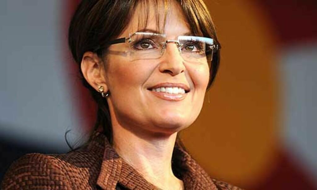 Føler seg «fucked over» av Palin
