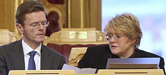 Venstre ville stemme mot egen avtale