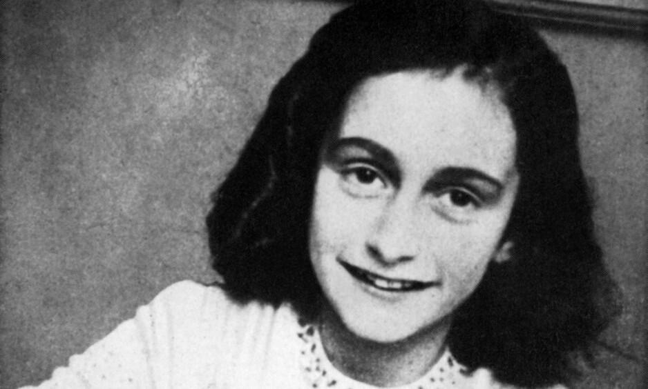 BERØRTE VERDEN: Historien om Anne Frank (13) som endte livet i konsentrasjonsleiren Bergen-Belsen under 2. verdenskrig har berørt og berører fortsatt verden. Foto: Scanpix