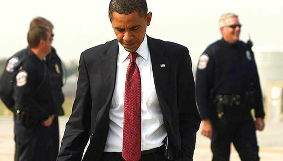 I kveld kupper Obama seks tv-stasjoner