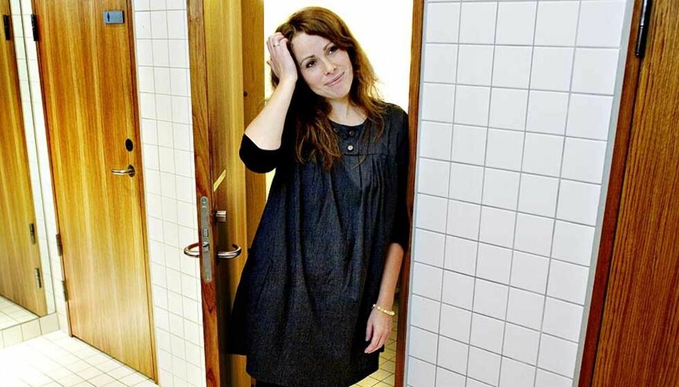 KRITIKERROST: Guhild Øyehaug har fått masse skryt for sin debutroman. Foto: LARS EIVIND BONES