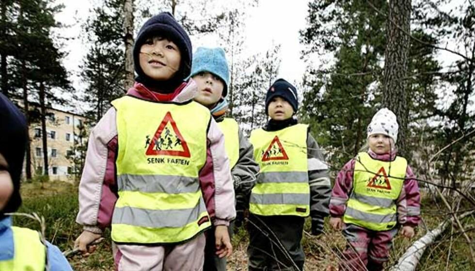 Barn skremmes av klimasnakk