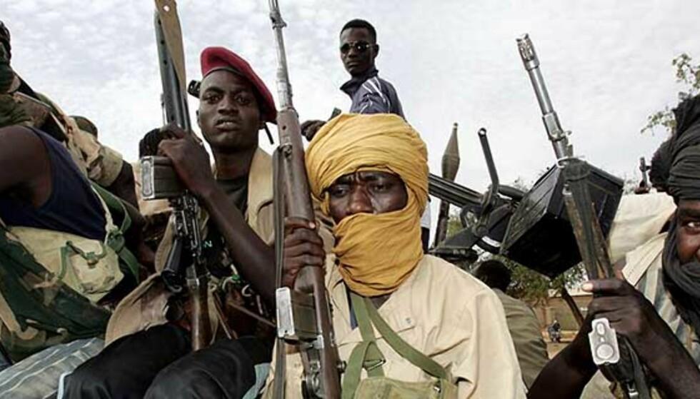 Norge sender feltsykehus til Tsjad