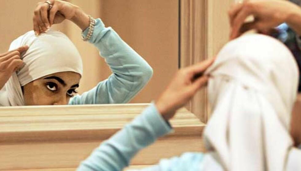 Hijab i politiet må aksepteres