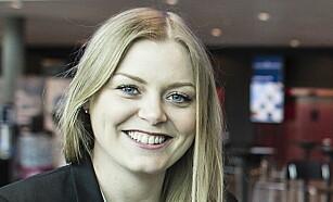 ENERGIPOLITIKER: Tina Bru (H). Foto: Hans Arne Vedlog  / Dagbladet