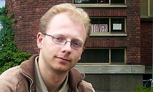 KLIMAFORSKER: Bjørn Hallvard Samset er forskningssjef ved Cicero, senteret for klimaforskning ved Universitetet i Oslo.   Foto: Arne Foss/Dagbladet