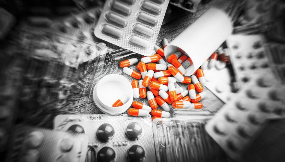 MÅ ENDRE HOLDNING: Både pasienter og leger må endre sin holdning til antibiotika. Går du til legen med sår hals, kan du like gjerne gå ut med noen gode råd som en resept i lomma.