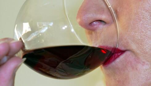 JUKS: I mange land jukses det med alkohol. Foto: Gorm Kallestad / SCANPIX