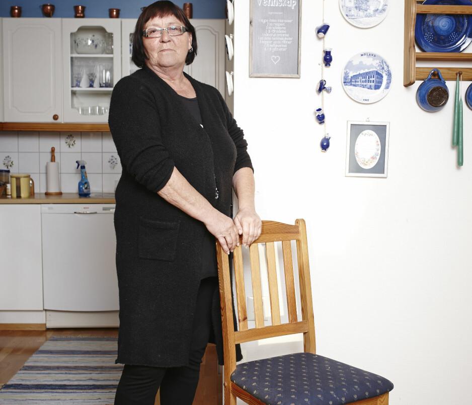 Bytter vinter mot varme: Rakel Solberg har ikke feiret jul siden en overdådig julaften med sønnene på Stovner i 2007. Nå bor hun store deler av året i Spania. I år skal hun tilbringe juledagene der sammen med søsteren, som hun bor hos når hun er i Norge