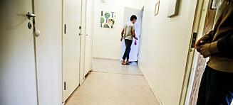 Regjeringen tilrettelegger for menneskehandel med barn