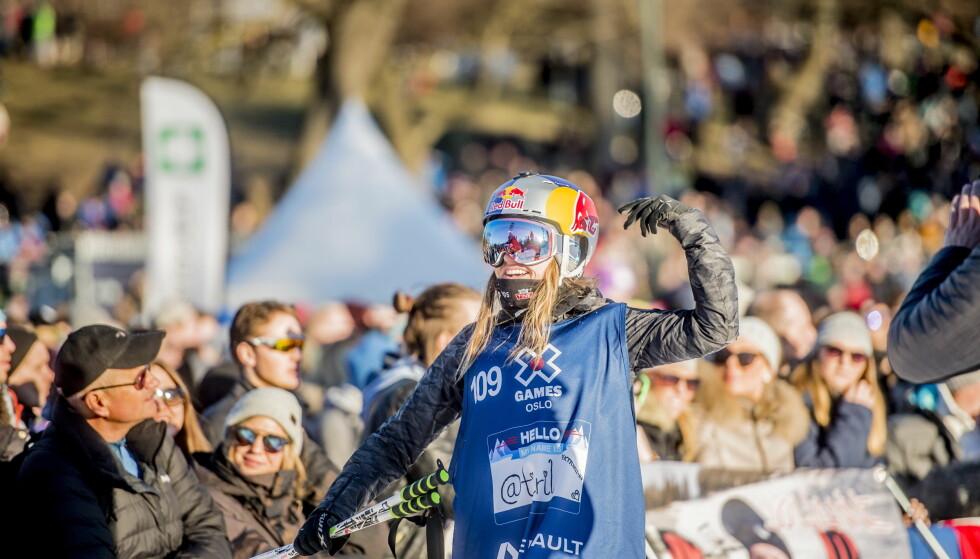 SKADET: Tiril Sjåstad Christiansen mister hele sesongen. Nå satser hun mot OL 2018. Foto: Thomas Rasmus Skaug