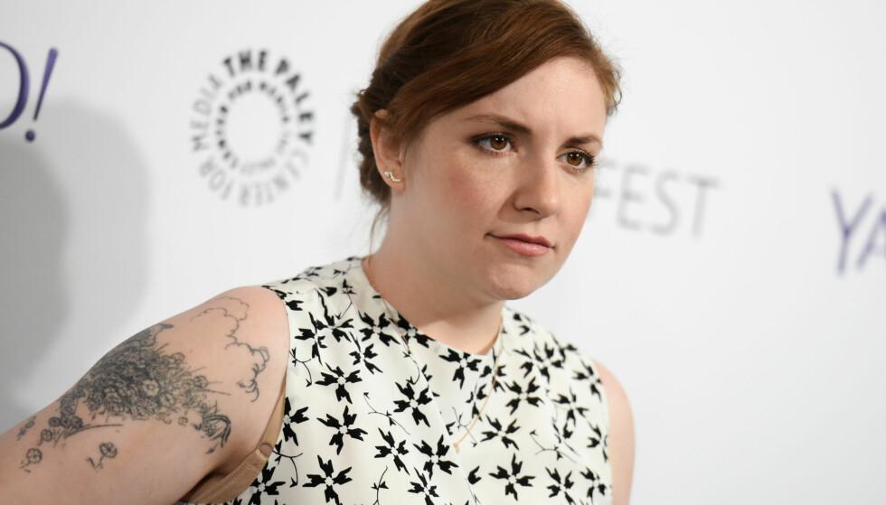 BEKLAGER SEG: Etter å ha vitset om abort i en podcast, raste flere mot Lena Dunham. Nå har hun lagt seg flat, og retter unnskyldningen mot kvinnene der ute. Foto: Richard Shotwell/Invision/AP, NTB scanpix