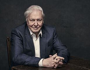 LEGENDE: Sir David Attenborough