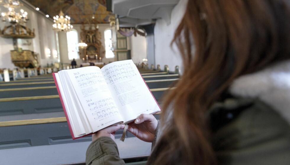 RELIGION: Religion har vært en kulturell ramme som har gjort det lettere for oss å være bedre mennesker, skriver Aksel Braanen Sterri . Foto: Gorm Kallestad / NTB scanpix