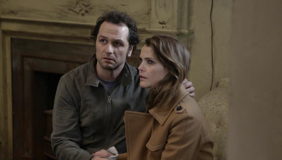 Philip (Matthew Rhys) og Elizabeth (Keri Russell) i «The Americans».  Foto: NTB SCANPIX