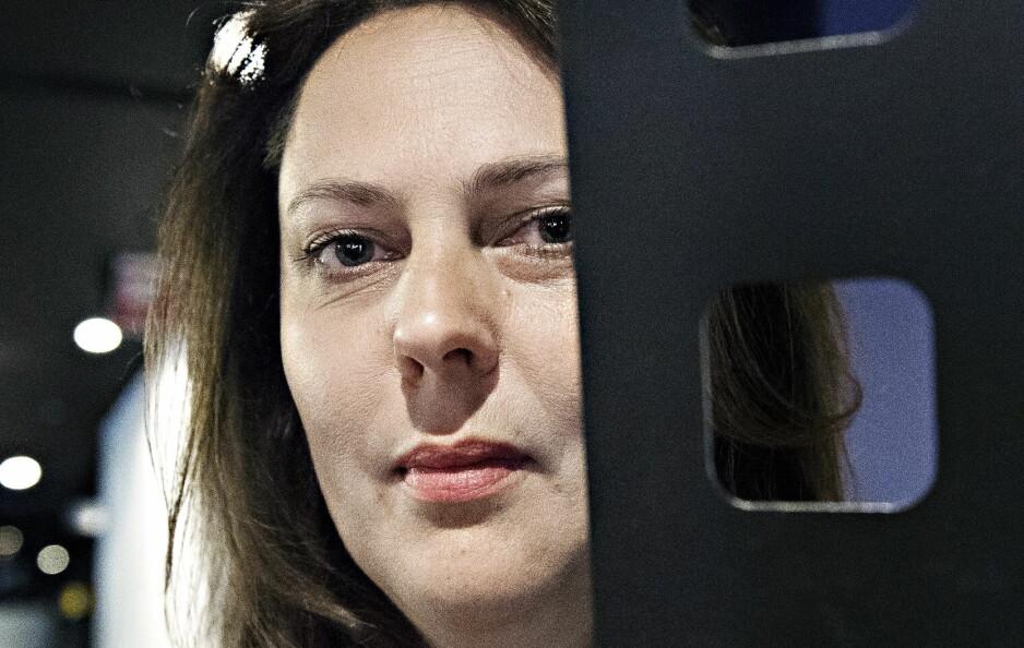 FILMSKAPER: Den kjente dokumentaristen Margreth Olin jobber med en ny film. Foto: Arne V. Hoem / Dagbladet