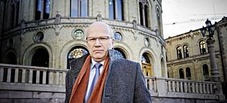 Vil skvise forsvarskroner ut av Høyre