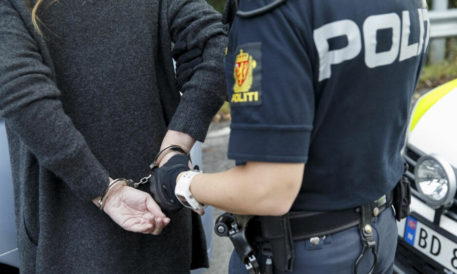 STIGMATISERT GRUPPE: Slik det er i dag blir politiet stigmatisert og stereotypisert som en homogen gruppe, skriver kronikkforfatterne. Foto: Gorm Kallestad / NTB Scanpix