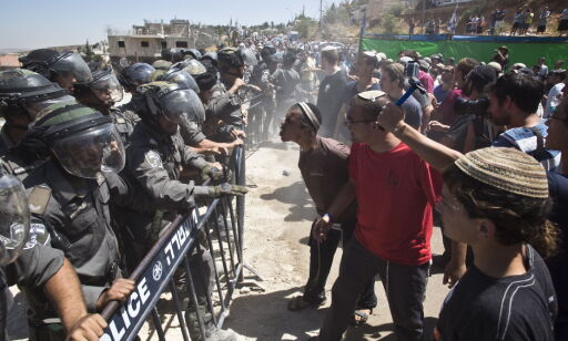 Netanyahu: - Vi snur ikke det andre kinnet til