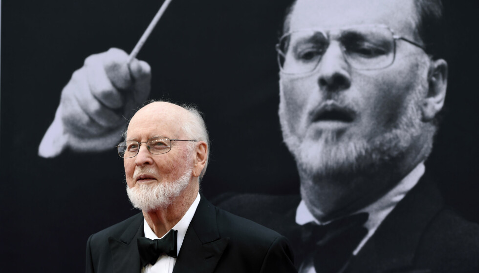 PRISBELØNT: 84-år gamle John Williams har for mange blitt synonymt med virkelig heroisk og majestetisk filmmusikk. Han jobber ofte sammen med Steven Spielberg, men er kanskje aller mest kjent for filmmusikken i Star Wars-filmene. FOTO: NTB Scanpix