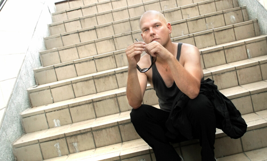 <strong>GITARIST:</strong> Harri Mänty spilte i popgruppen Kent, men skal ha fått fyken i 2006, ifølge en ny dokumentar fra SVT. Foto: Dan Hansson / SvD / NTB Scanpix