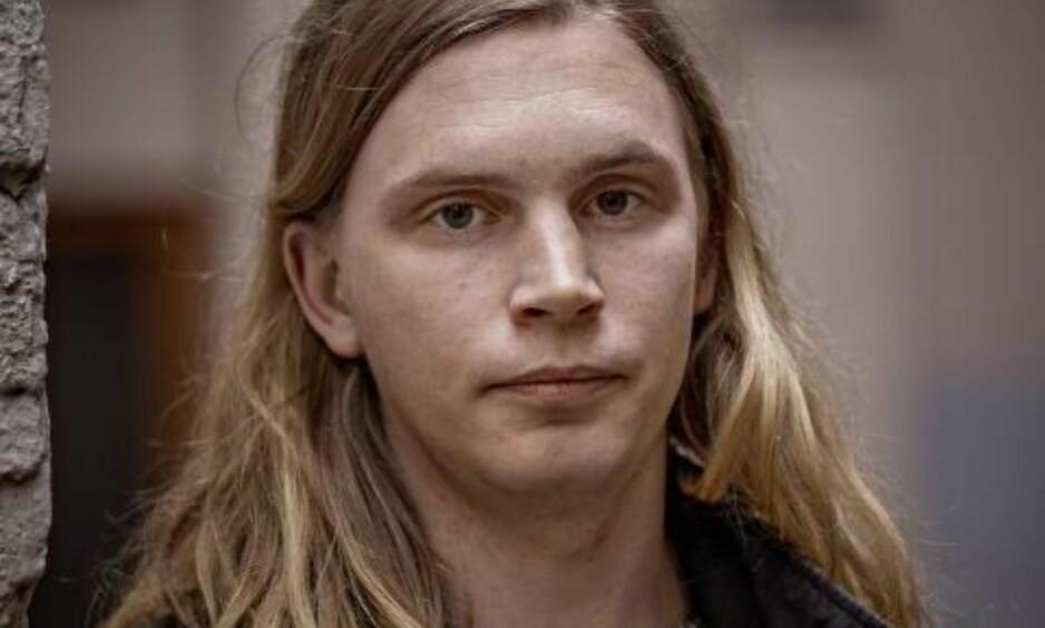SELVHJELP: Georg Schjerven Hansen i Selvhjelp for innvandrere og flyktninger (SEIF). Foto: Privat